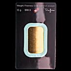 Argor-Heraeus Gold Bar - 10 g  thumbnail