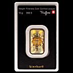 Argor-Heraeus Gold KineBar - 10 g  thumbnail