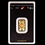 Argor-Heraeus Gold KineBar - 5 g thumbnail