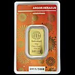Argor-Heraeus Lunar Series Gold Bar 2021 - Year of the Ox - 10 g thumbnail