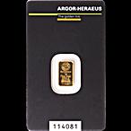 Argor-Heraeus Gold KineBar - 1 g thumbnail