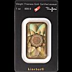 Argor-Heraeus Gold KineBar - 1 oz thumbnail