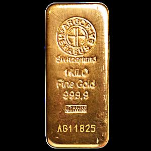 Buy Argor Heraeus Gold Bar 1 Kg Buy Gold In Singapore