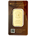 BullionStar Gold Bars with No Spread - 100 g thumbnail