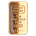 Credit Suisse Gold Bar - Circulated in good condition - 50 g thumbnail