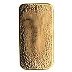 Heraeus Gold Cast Bar - 100 g thumbnail