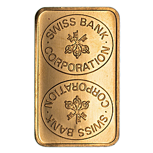 Gold Bar - Various Brands - LBMA - 5 g