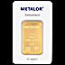 Metalor Gold Bar - 50 g thumbnail