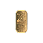 Gold Bar - Various Brands - Non LBMA - 5 g thumbnail