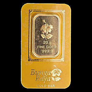 Gold Bar - Various Brands - Non LBMA - 20 g