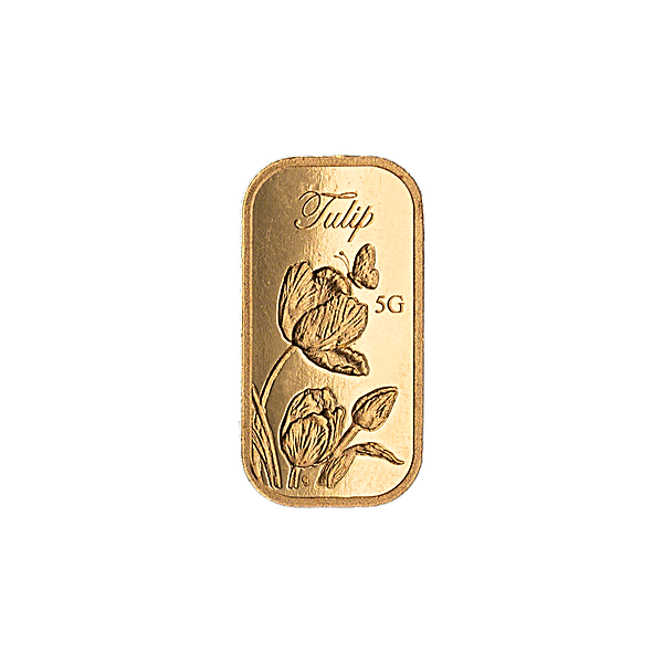 Gold Bar - Various Brands - Non LBMA - 5 g