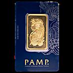 PAMP Gold Bar - Circulated in Good Condition - 3 tola thumbnail