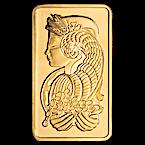 PAMP Gold Bar - 5 oz thumbnail