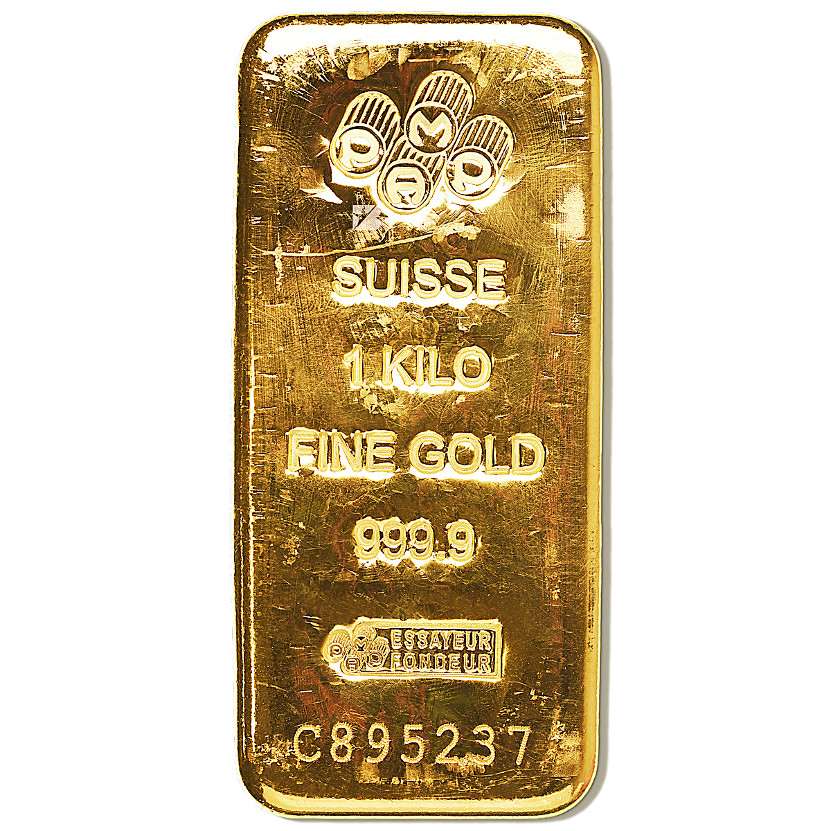 Buy Pamp Gold Bar 1 Kg Swiss Made Buy In Singapore
