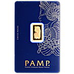 PAMP Gold Bar - 2.5 g thumbnail