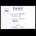 PAMP Gold Bar - 1 kg thumbnail