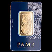 PAMP Gold Bars