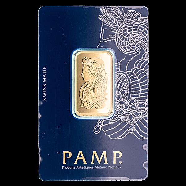 PAMP Gold Bar - 20 g