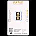 PAMP Gold Bar - 2.5 g thumbnail