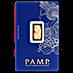 PAMP Gold Bar - 5 g thumbnail