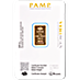 PAMP Gold Bar - 5 g thumbnail