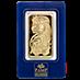 PAMP Gold Bar - Circulated in good condition - 5 Tolas thumbnail