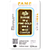 PAMP Gold Bar - Circulated in good condition - 50 g  thumbnail