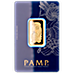 PAMP Gold Bar - Circulated in good condition - 20 g thumbnail