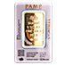 PAMP Gold Bar - 5 Tolas thumbnail