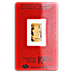 PAMP Lunar Series 2016 Gold Bar - Year of the Monkey - 5 g thumbnail