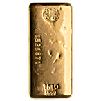 Perth Mint Gold Bar - 1 kg thumbnail