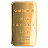 Scotiabank Gold Bar - 10 oz