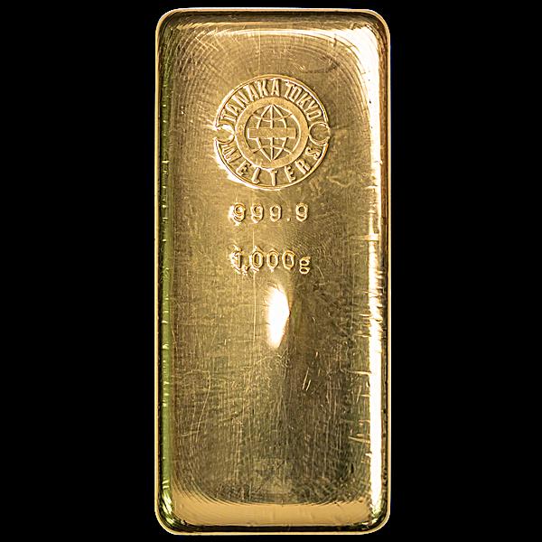 Tanaka Gold Bar - 1 kg