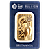 United Kingdom Gold Britannia Bar - 1 oz thumbnail