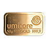 Umicore Gold Bars
