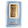 Valcambi Gold Bars (Circulated in good condition)