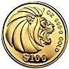 Singapore Gold Lion