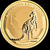 Australian Gold Kangaroo Nugget 2016 - 1 oz