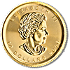 Canadian Gold Maple 2016 - 1/4 oz
