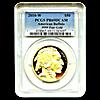 American Gold Buffalo 2010 - Proof - Graded PR 69 by PCGS - 1 oz