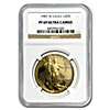 American Gold Eagle 1987 - Graded PF 69 by NGC - Proof - 1 oz