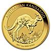 Australian Gold Kangaroo Nugget 2017 - 1 oz