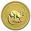 Australian Gold Kangaroo Nugget 2006 - 1/2 oz