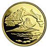 Canada Gold Arctic Terrorities 1980 - Proof - 1/2 oz