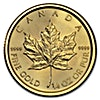 Canadian Gold Maple 2017 - 1/4 oz