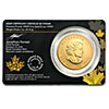 Canadian Gold Growling Cougar 2015 - 1 oz