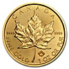 Canadian Gold Maple 2018 - 1 oz
