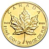 Canadian Gold Maple 1987 - 1/10 oz