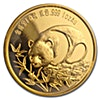 Chinese Gold Panda 1987 - Proof - New Orleans Sino Friendship