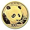 Chinese Gold Panda 2018 - 8 g